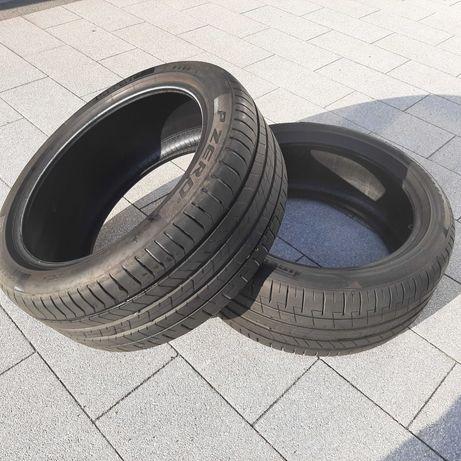 Opony Pirelli 275/40 R20 bieżnik 6,7mm