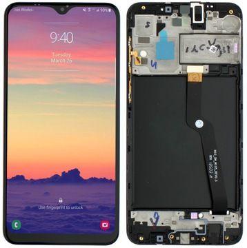 Samsung Galaxy A10 wyświetlacz dotyk ramka oryginał TanieEkrany.pl GSM