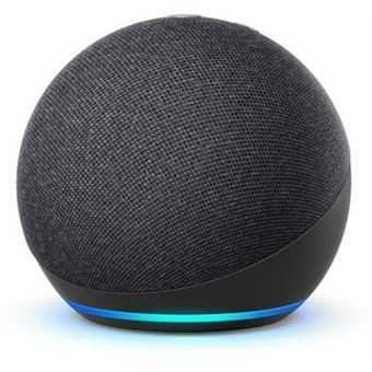 Coluna Inteligente Amazon Echo Dot 4ª Geração | Alexa - Preto