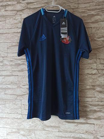 Nowa z metką koszulka męska Adidas S Sunderland A.F.C