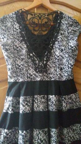 Прикраси в подарунок Плаття сукня з кружевною спинкою класичне