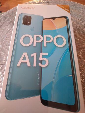 Oppo A15 smartfon czarny