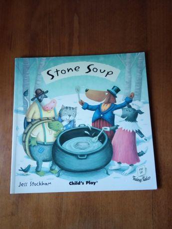 на английском Суп из камня stone soup stockham