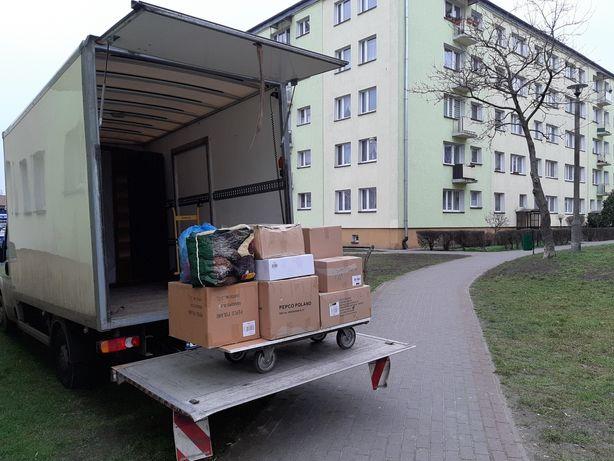 Transport przeprowadzki opróżnianie mieszkań utylizacja