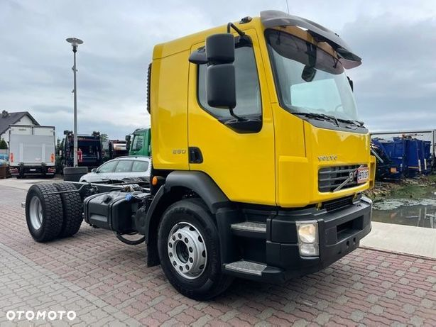 Volvo FL 280 4x2 Rama Hydraulika Euro 5