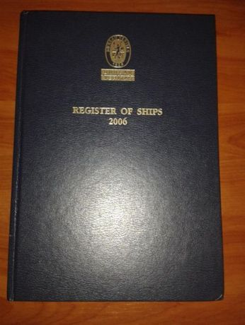 register of ships bureau veritas 2006