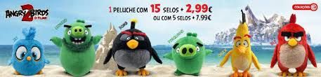 Cromos Angry Birds 2