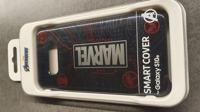Etui, smart cover, case z motywem MARVEL Samsung Galaxy S10e