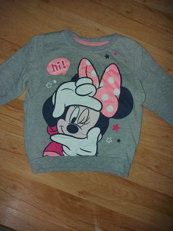 Bluza dla dziewczynki.