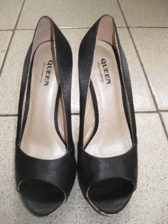 Продаю туфли с открытым носком