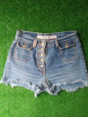 Женские джинсовые шорты Big Jordan