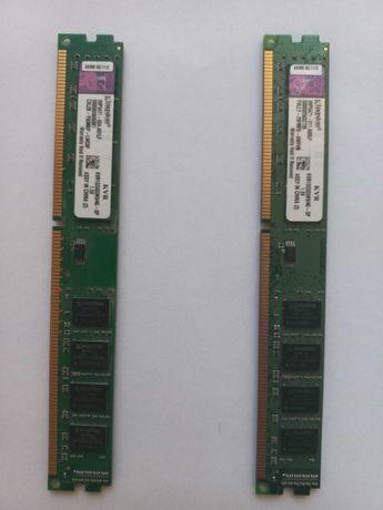 DDR3-1333 2 x 4GB Kingston KVR1333D3N9/4G-SP
