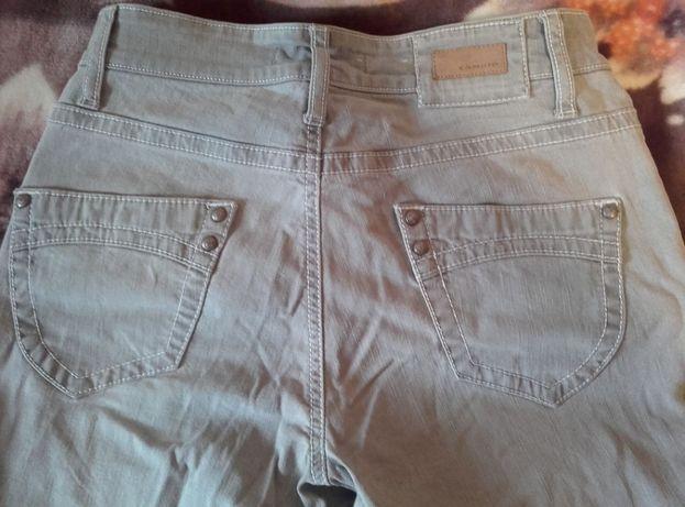 Стрейчевые джинсы cambio (46 размер)
