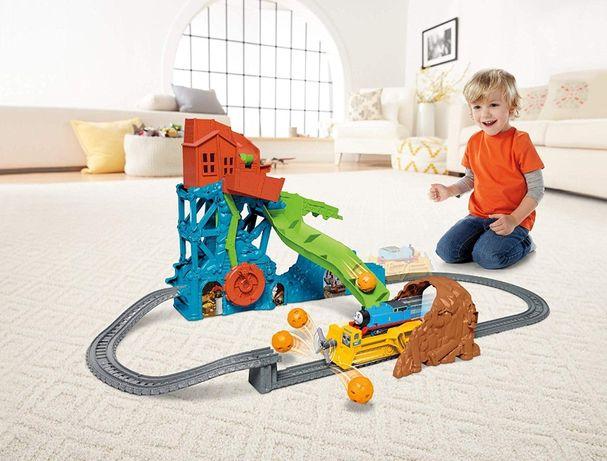Большая железная дорога Томас и друзья Обвал в пещере TrackMaster