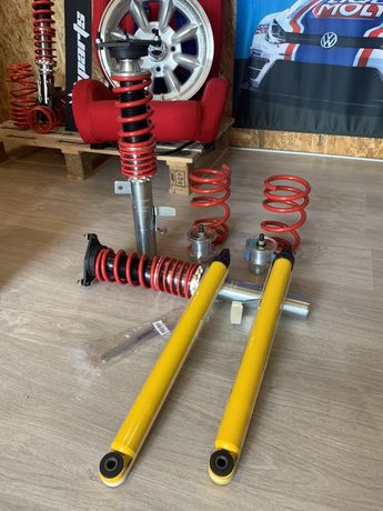 Coilovers Ford Focus mk 3 Volvo v40
