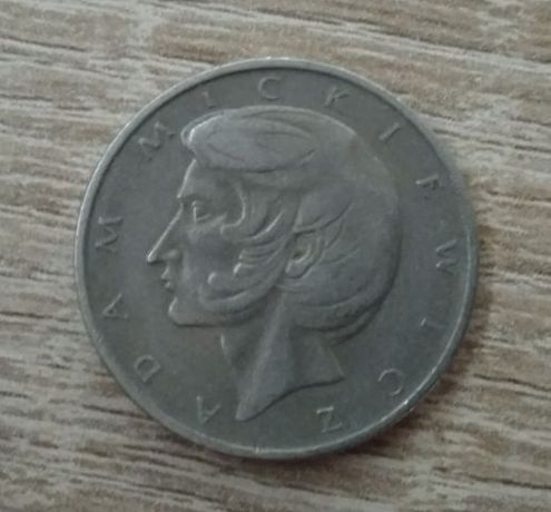 Moneta 10zł ADAM MICKIEWICZ sprzed denominacji