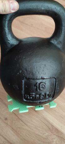 Гиря 16 кілограм ссср