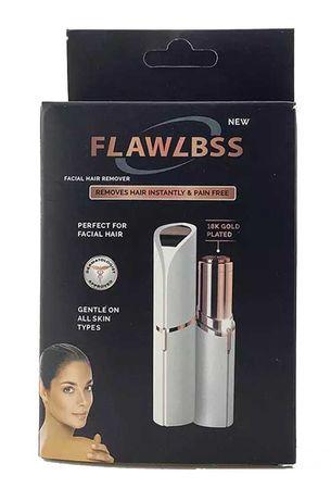 Триммер депилятор для удаления волос на лице Flawless