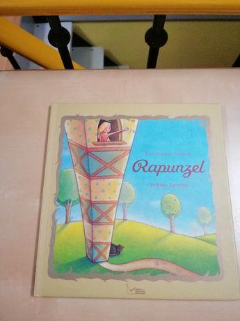Livro - Rapunzel