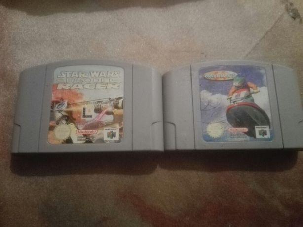 Gry na Nintendo 64 sprawne I na sztuki