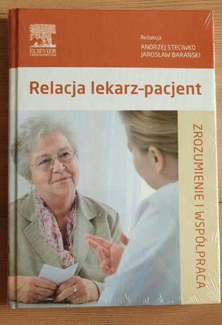 Relacja lekarz-pacjent Steciwko Barański Elsevier