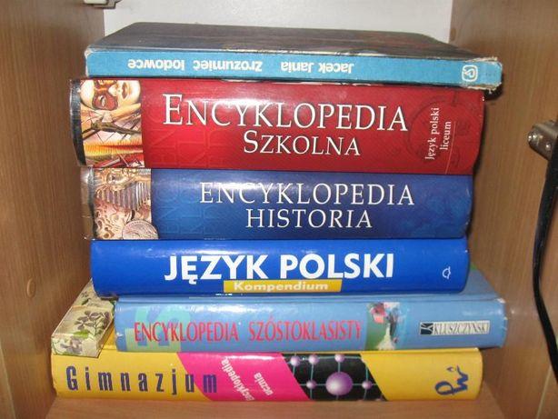 Encylkopedie ściągi szkolne słownik multimedia