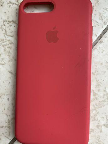 Silicone case iPhone 7+/8+