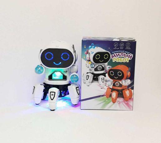 детский паук, робот - конструктор Tobi / Robot, Small чувства /
