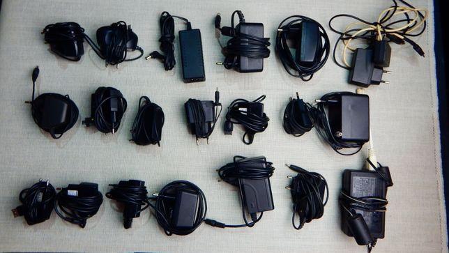 Зарядки для телефонов, блоки питания, кабели