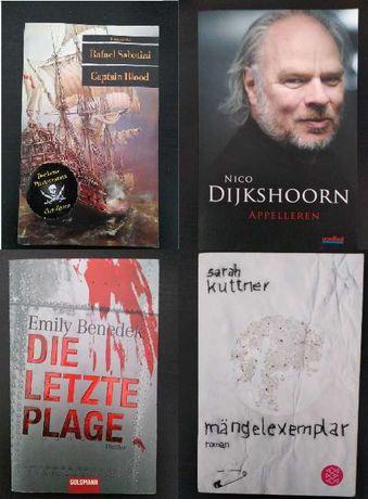 Livros em Alemão - Vários