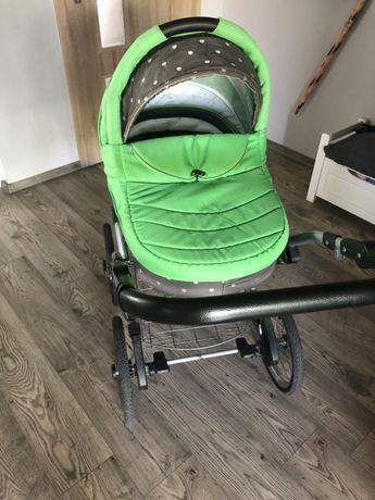 Wózek 2w1 gondola+spacerówka