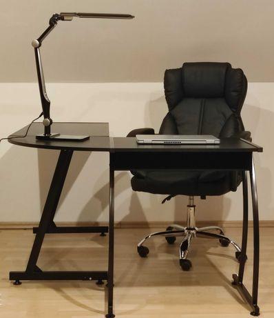 Nowoczesne narożne biurko gamingowe do biura lub domu