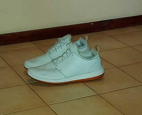 białe buty męskie Nike