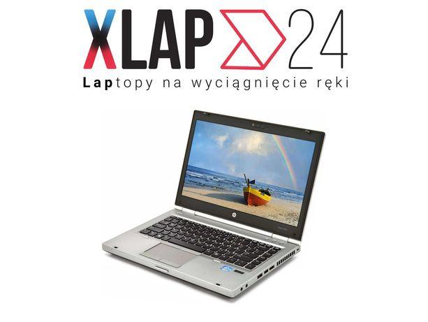 """Wytrzymały Metalowy Laptop HP 14"""" Intel I5 8GB RAM 240GB SSD KAMERA"""