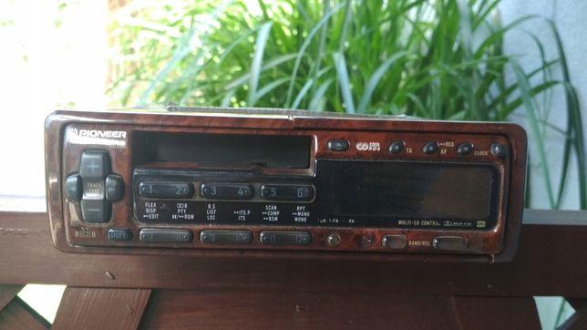 Radio Pioneer keh p7100 rds Mercedes unikat klasyk