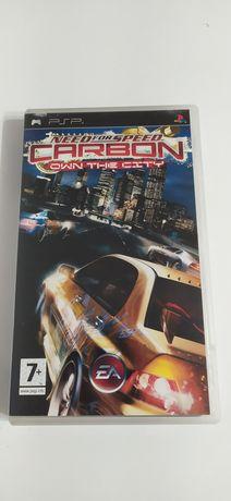 PSP gra Nees For Speed Carbon polskie wydanie.