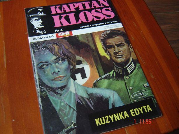 Kapitan Kloss Nr 4 KUZYNKA EDYTA K-1