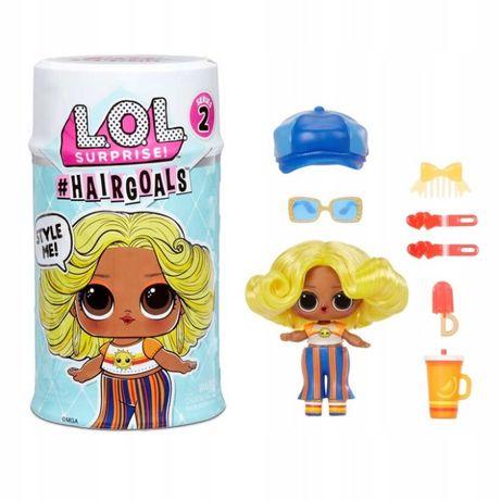 L.O.L. SURPRISE - Laleczka LOL z włosami Hairgoals 2 - SKLEP