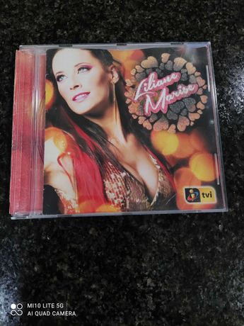 CD da Liliane Marise