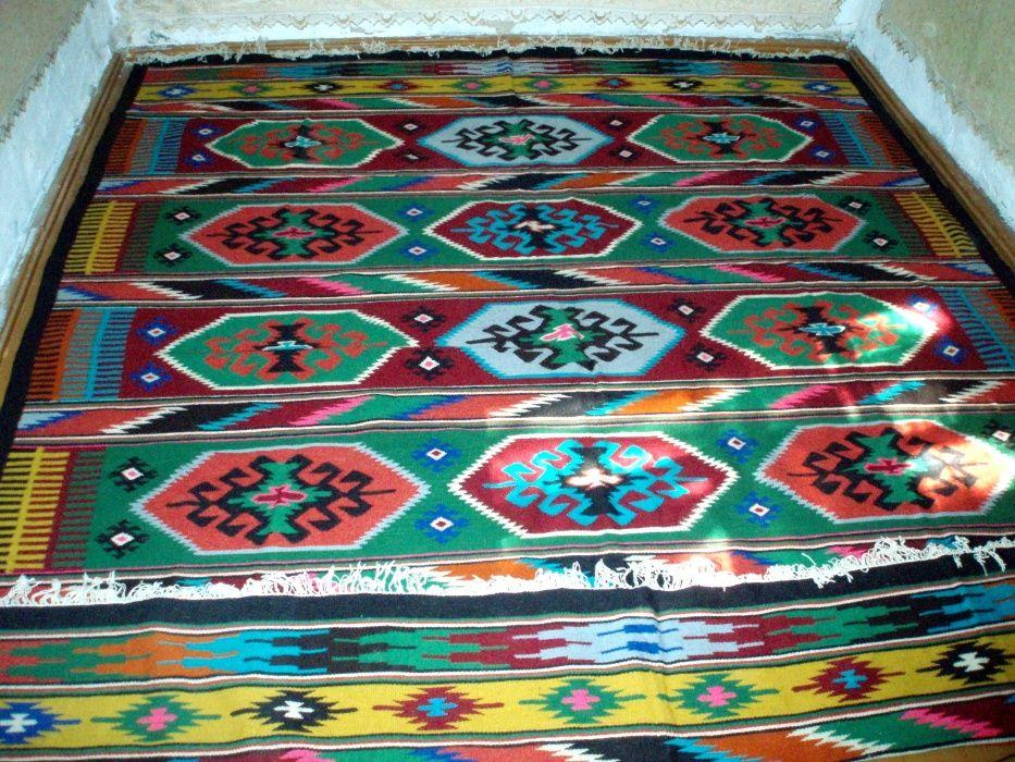 Ковер шерстяной без ворса - 280 х 340 см Винница - изображение 1