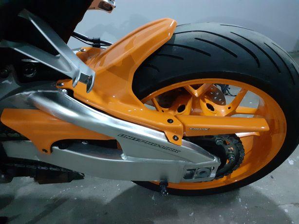 Osłona łańcucha błotnik Honda cbr 1000rr sc59 Repsol
