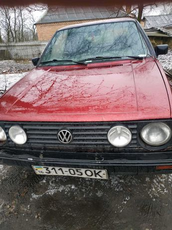Продам Volkswagen golf 2