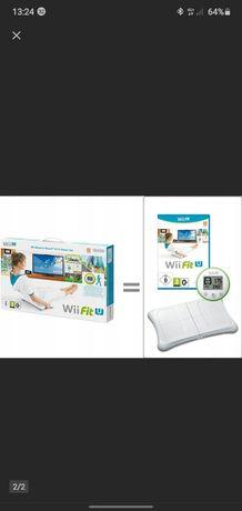 Wifi fit  wiiu Nintendo
