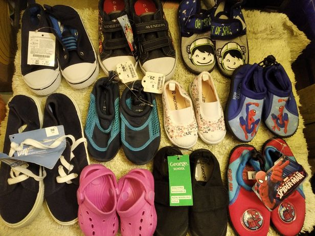 Buty dziecięce nowe rozmiary od 20-36
