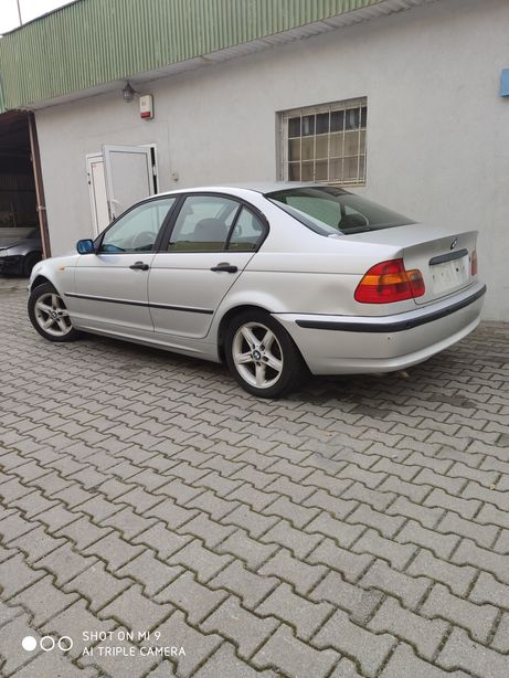 BMW E46 Części polift 2.0 diesel 150 km