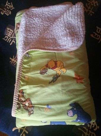Детское одеяло, Одеяло детское, Ковдра дитяча, овчинка, Ярослав