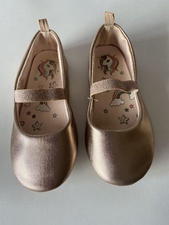 Балетки,туфельки H&M 26 размер