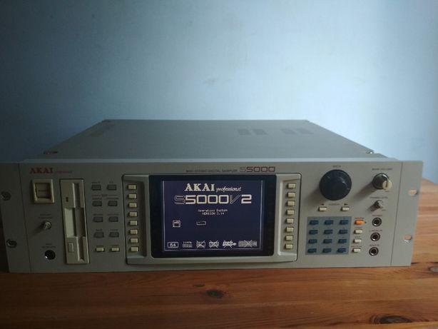 Sampler Akai S 5000 V2 + HDD + CD rom + Zip