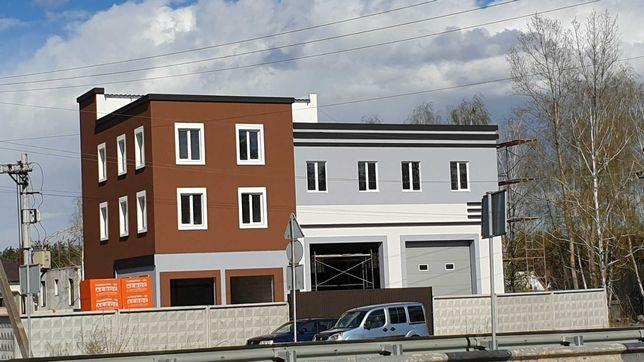 Продажа отдельного здания 1200кв. на 10сот. земли в 10км. от Киева