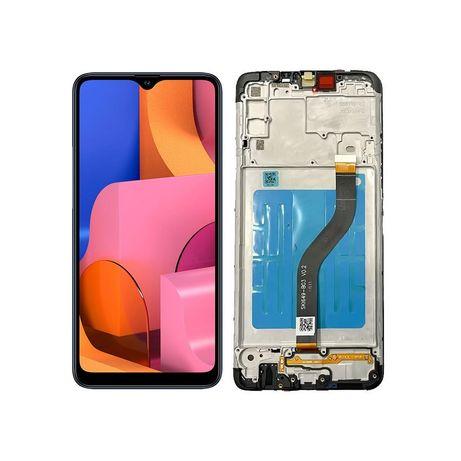 Wyświetlacz Lcd Do Samsung Galaxy A20S A207F Ramka